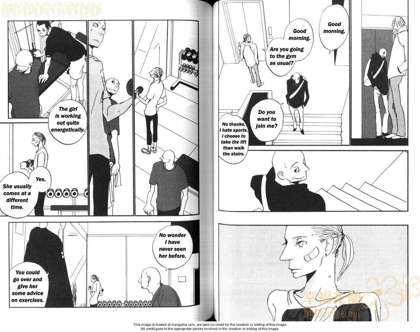 Gente - Ristorante no Hitobito 4 Page 4