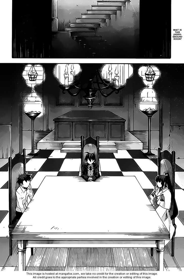Mahoutsukai to Deshi no Futekisetsu na Kankei 5 Page 2