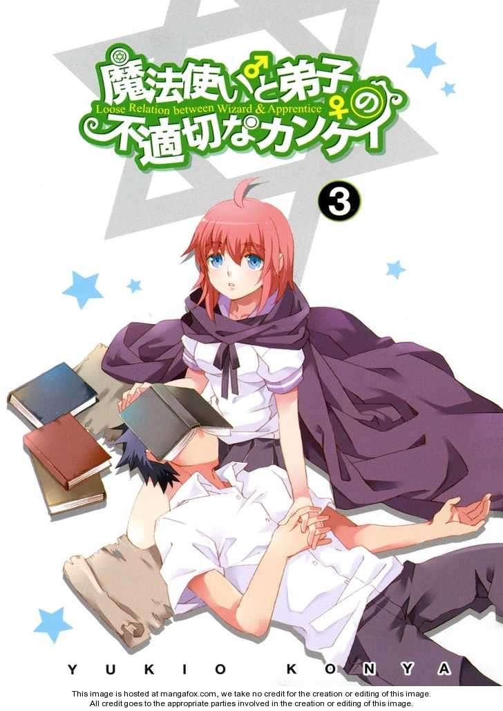 Mahoutsukai to Deshi no Futekisetsu na Kankei 11 Page 3