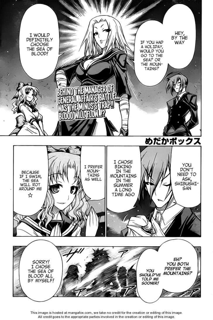 Medaka Box 72 Page 2
