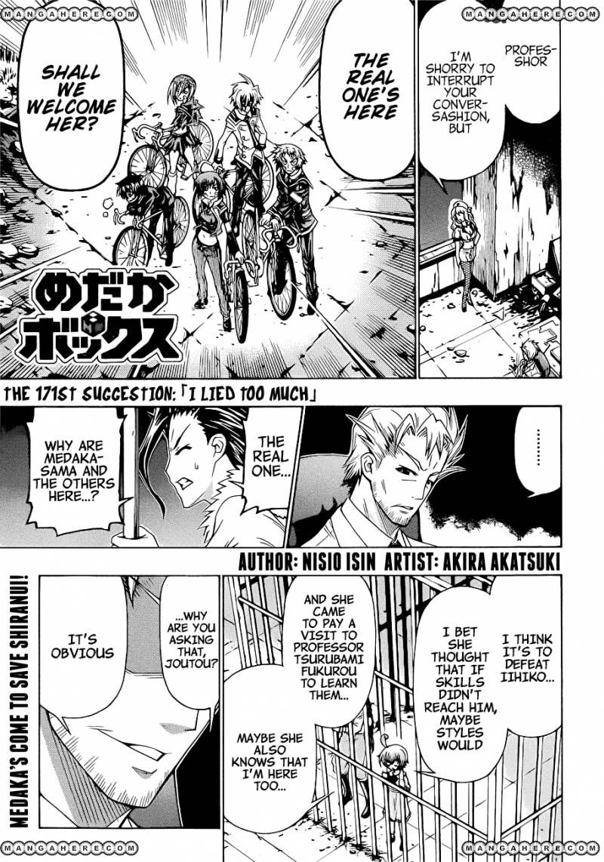 Medaka Box 171 Page 3