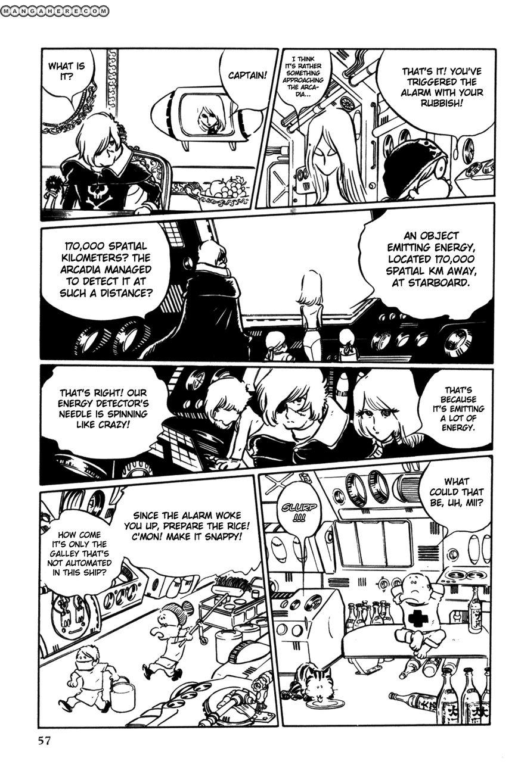 Uchuu Kaizoku Captain Harlock 2 Page 2
