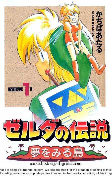 The Legend Of Zelda: Link's Awakening 1 Page 1