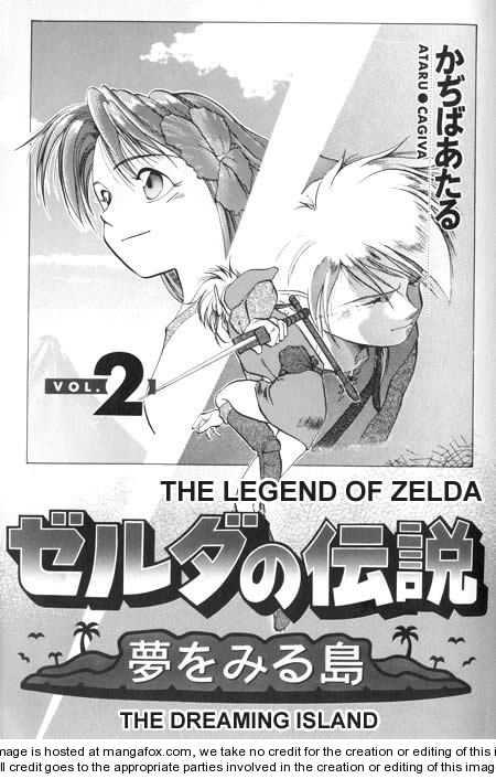 The Legend Of Zelda: Link's Awakening 5 Page 1