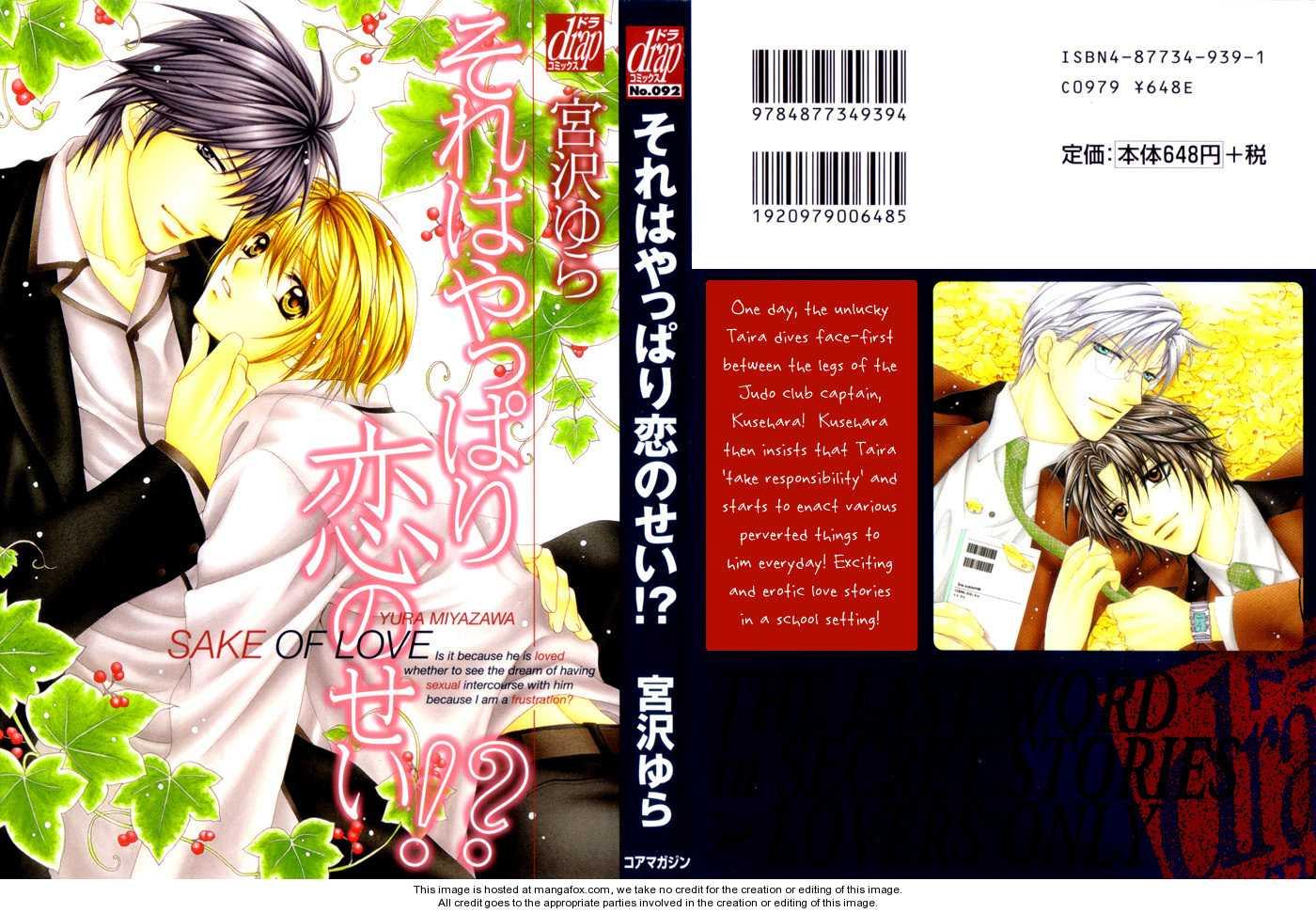 Sore wa Yappari Koi no Sei!? 3 Page 3