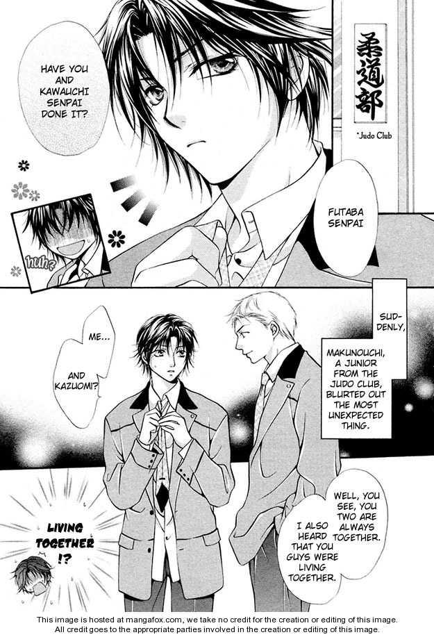 Sore wa Yappari Koi no Sei!? 5 Page 2