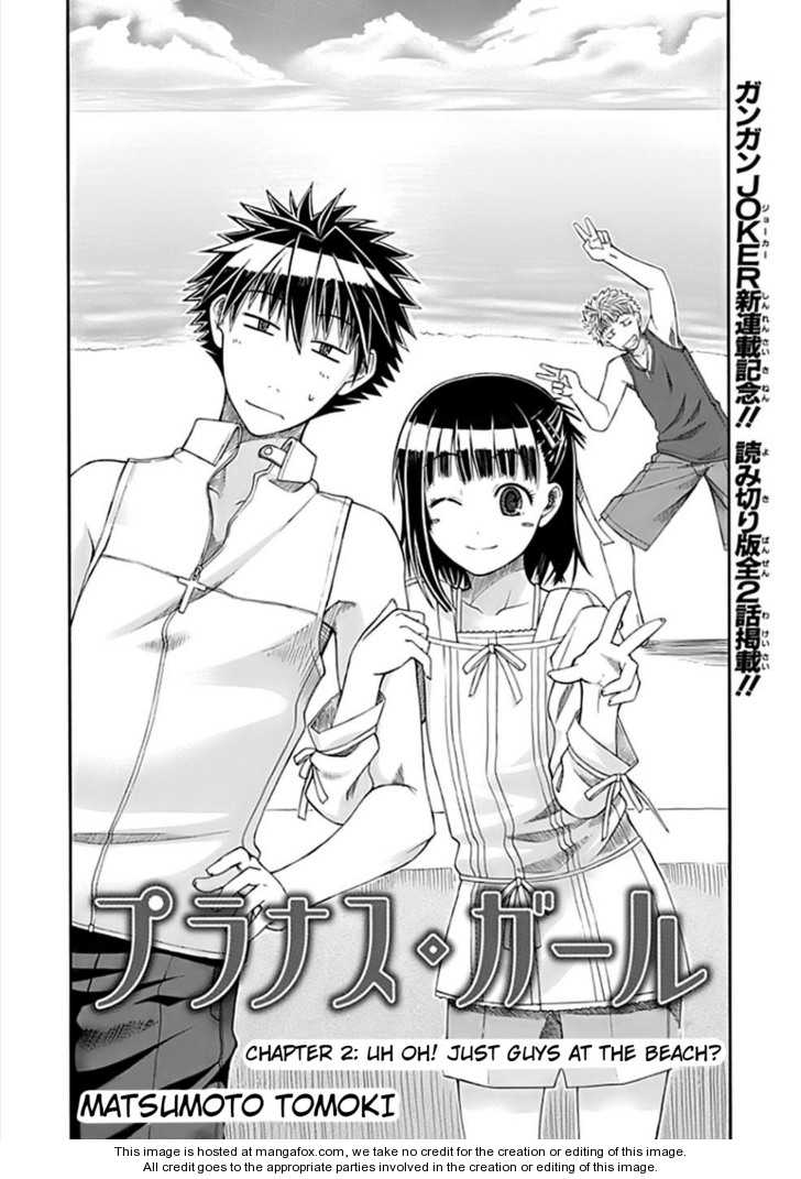 Prunus Girl 2 Page 2