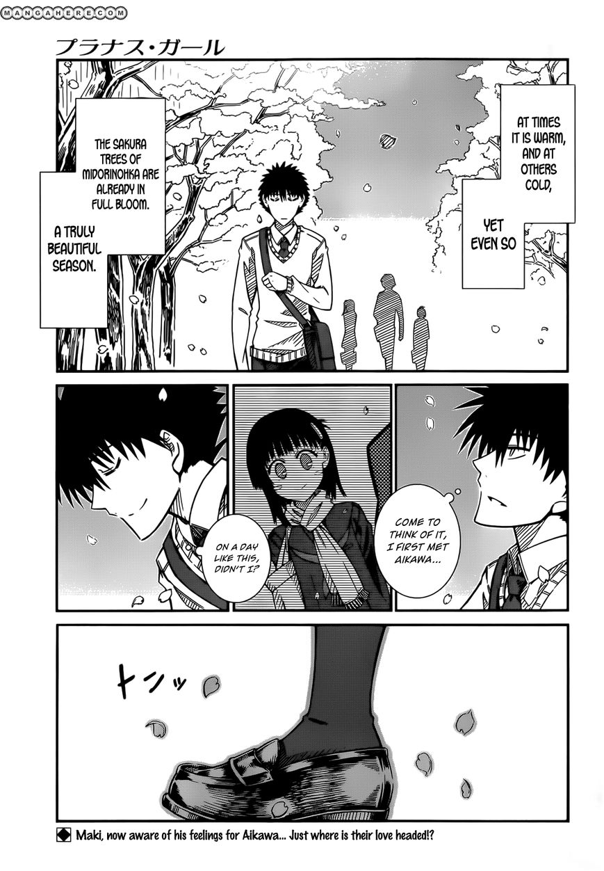Prunus Girl 42 Page 1