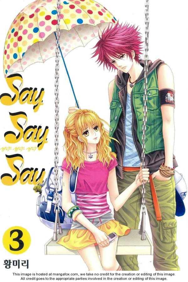 Say Say Say (HWANG Mi Ri) 1 Page 1