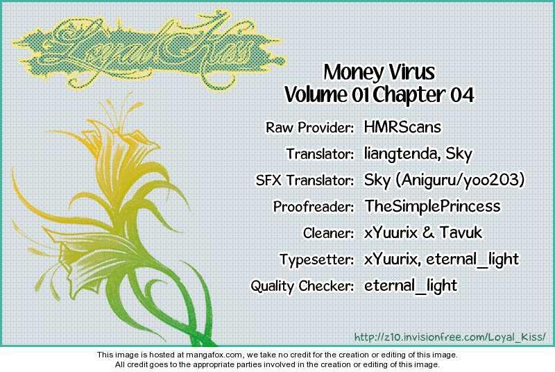 Money Virus 4 Page 1