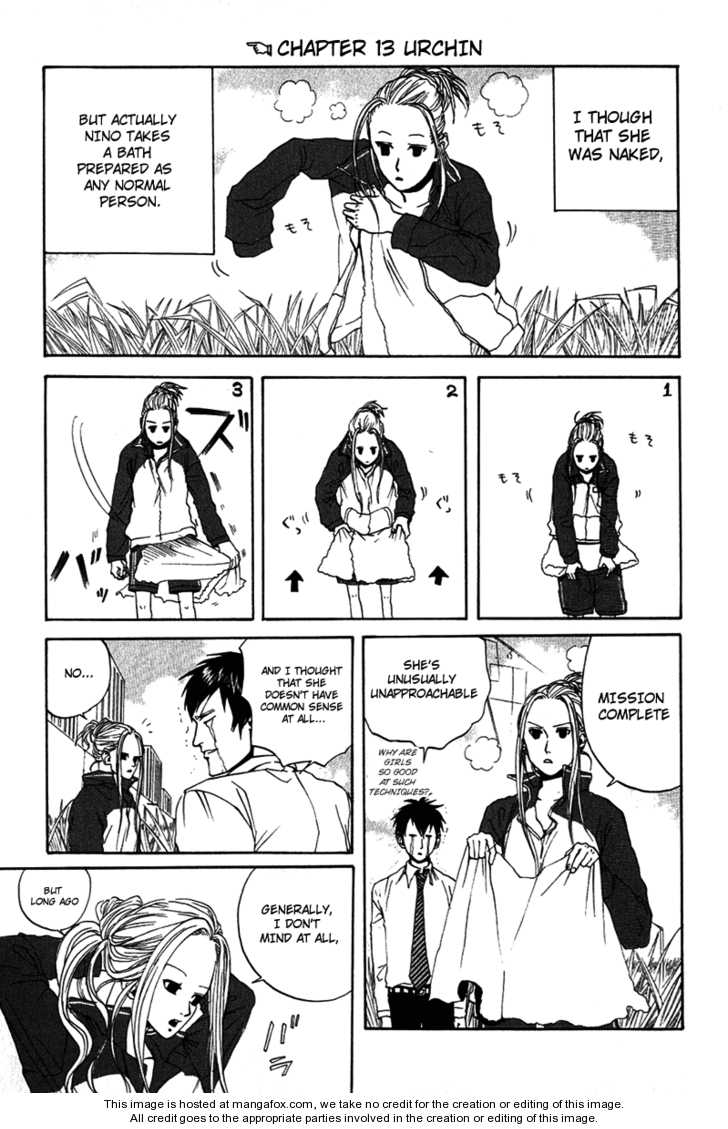 Arakawa Under the Bridge 13 Page 1