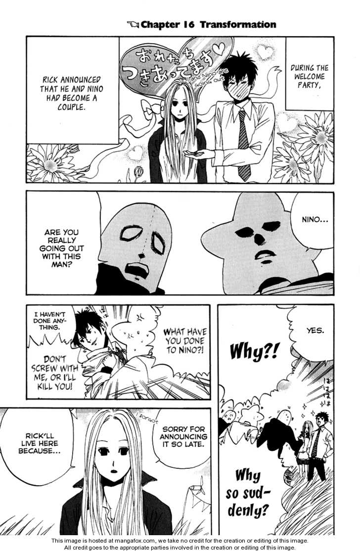Arakawa Under the Bridge 16 Page 1