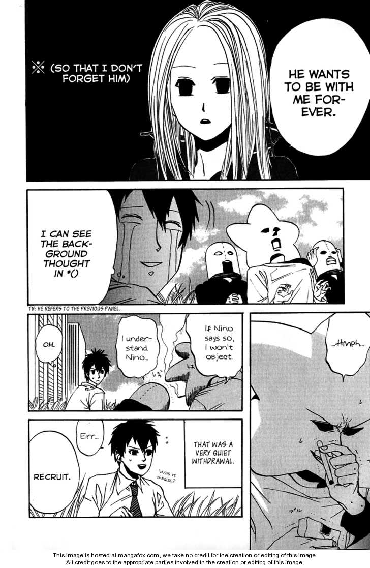 Arakawa Under the Bridge 16 Page 2