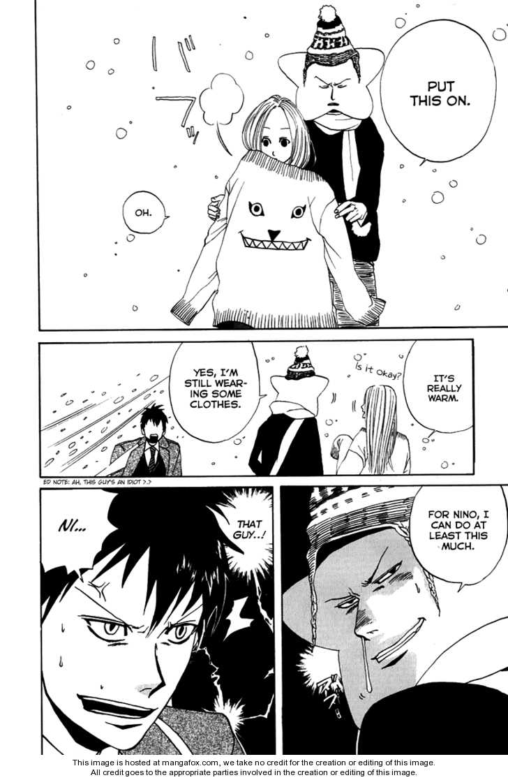 Arakawa Under the Bridge 23 Page 2