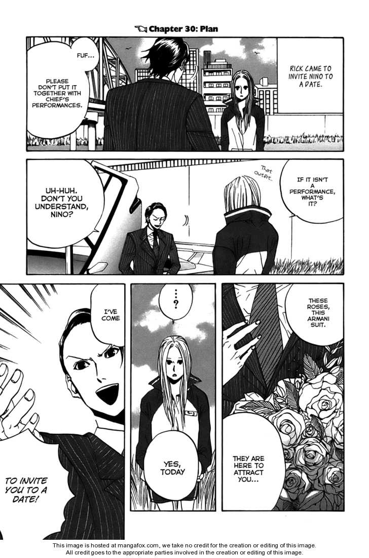 Arakawa Under the Bridge 30 Page 1
