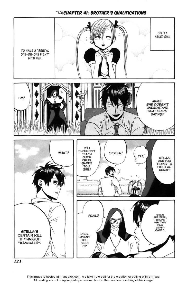 Arakawa Under the Bridge 41 Page 1