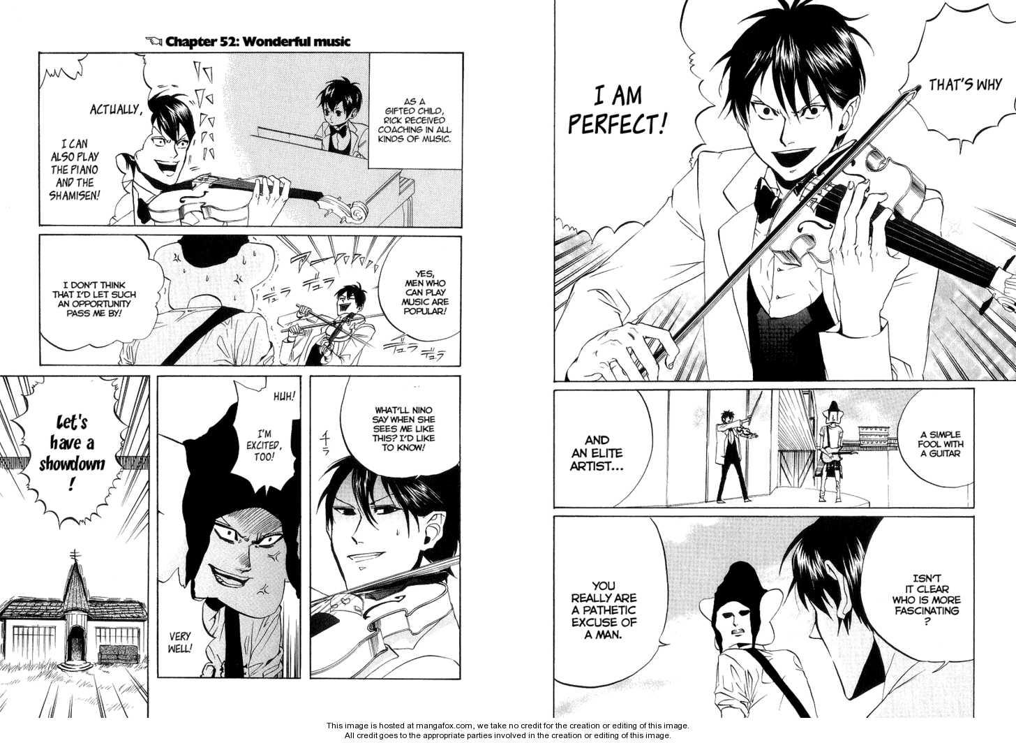 Arakawa Under the Bridge 52 Page 1