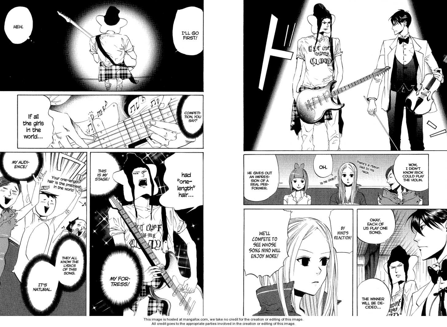 Arakawa Under the Bridge 52 Page 2