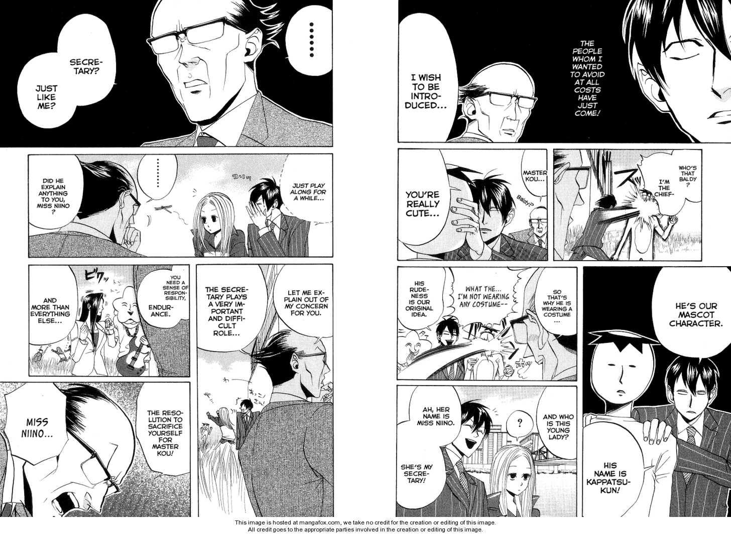 Arakawa Under the Bridge 71 Page 2