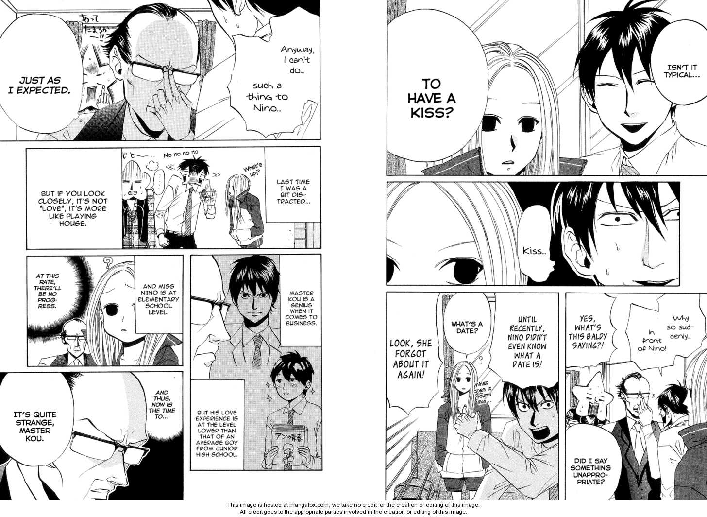Arakawa Under the Bridge 73 Page 2
