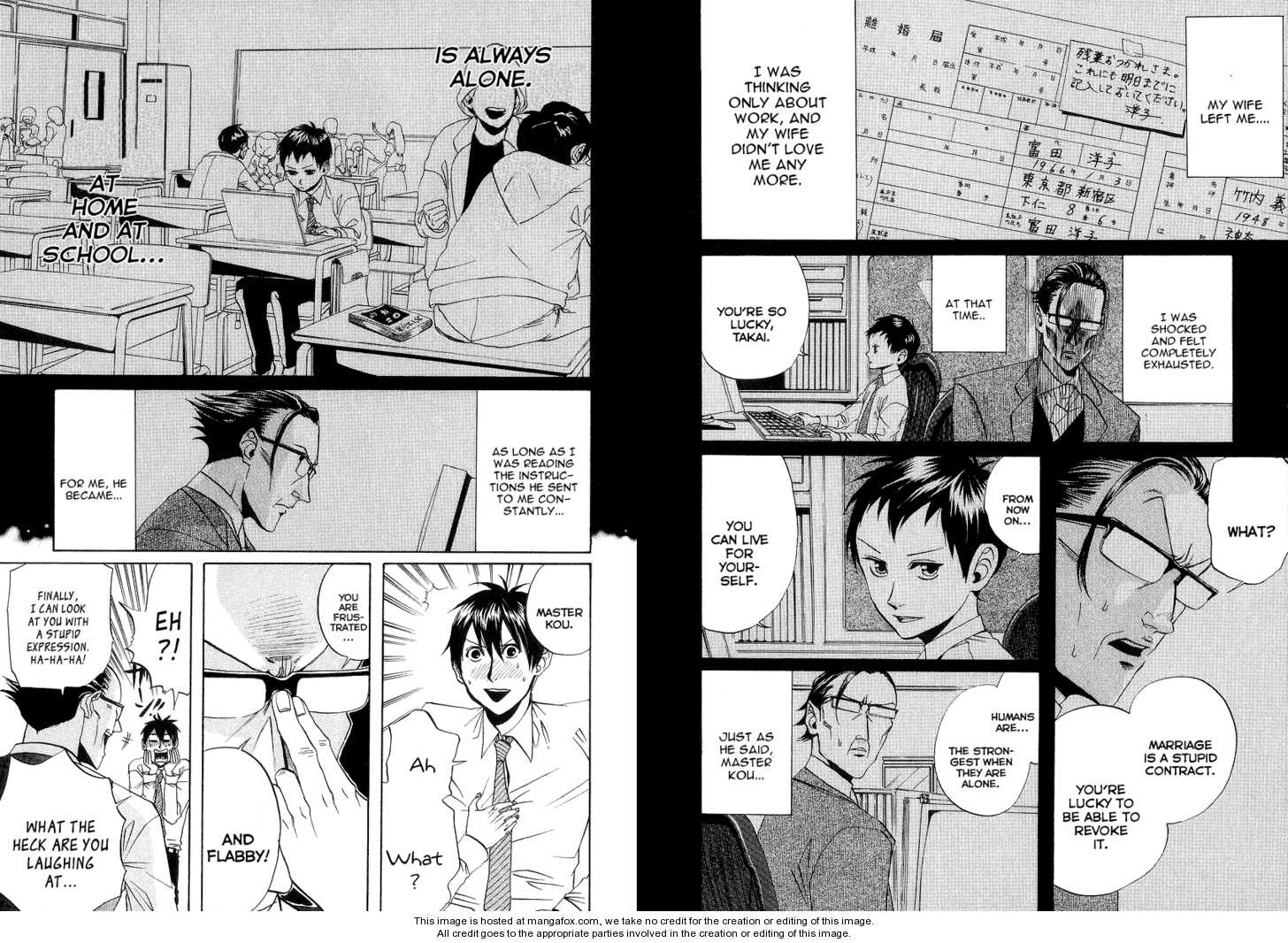 Arakawa Under the Bridge 74 Page 2