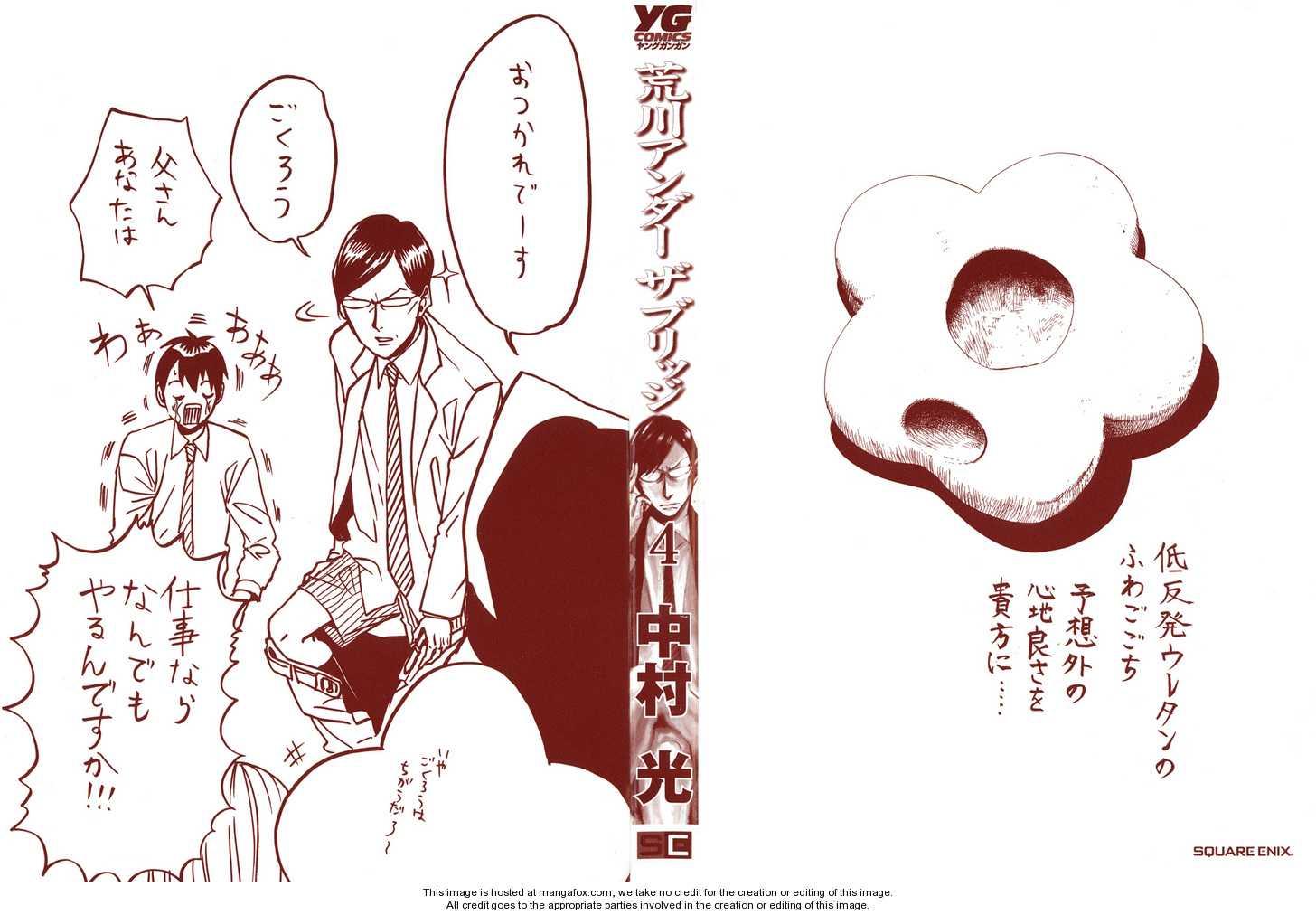 Arakawa Under the Bridge 78 Page 2
