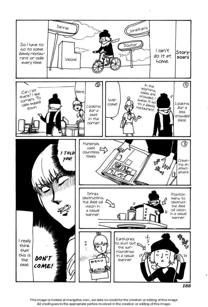 Arakawa Under the Bridge 107.1 Page 2