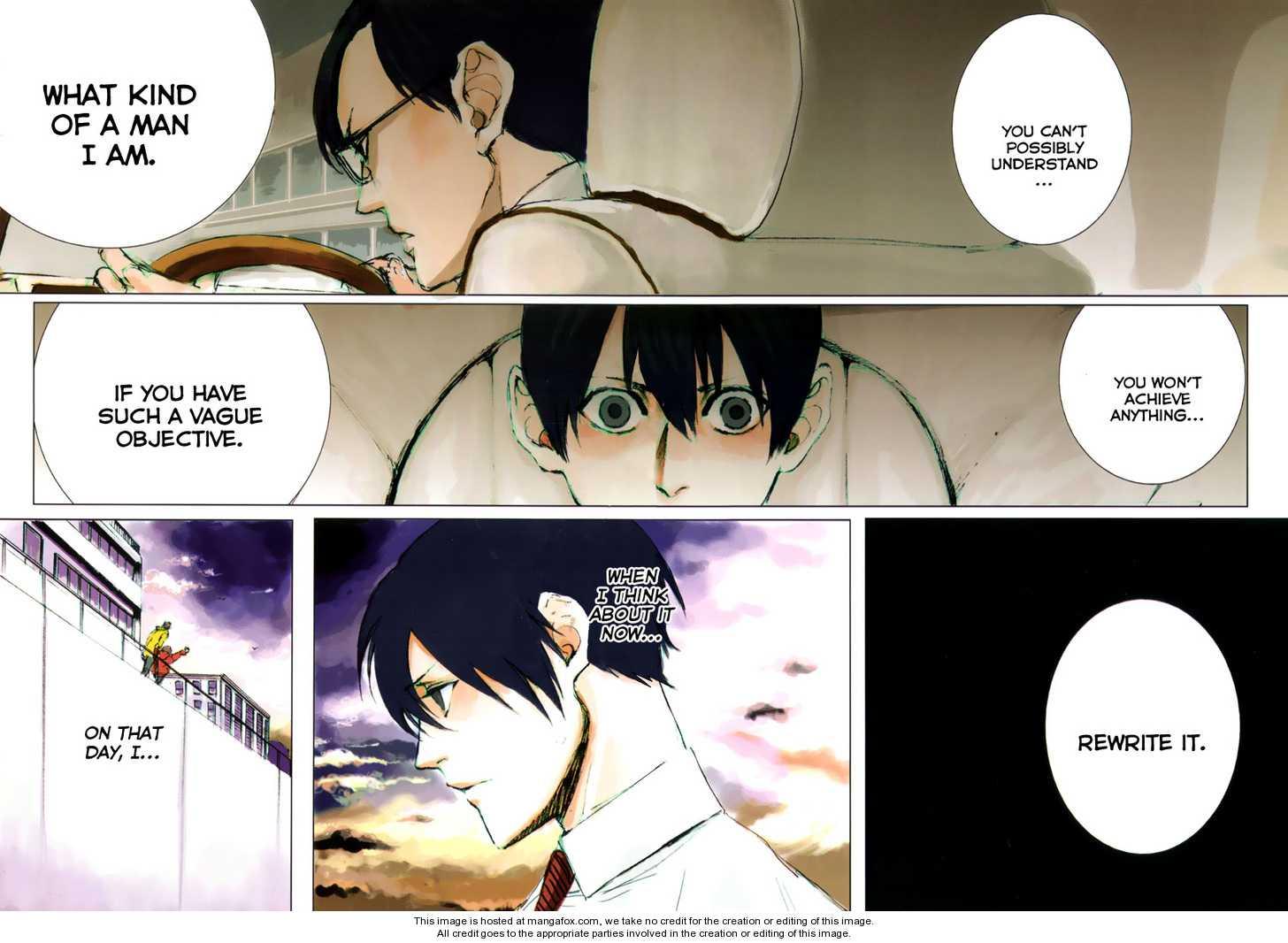 Arakawa Under the Bridge 107.2 Page 2