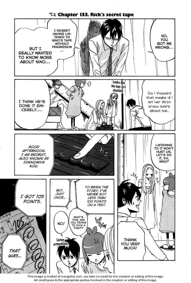 Arakawa Under the Bridge 133 Page 1