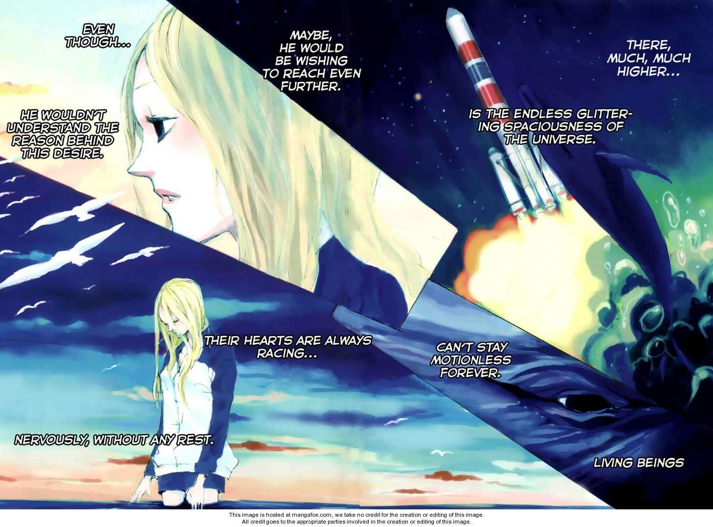 Arakawa Under the Bridge 136.5 Page 2