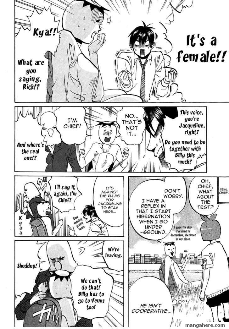Arakawa Under the Bridge 180 Page 2