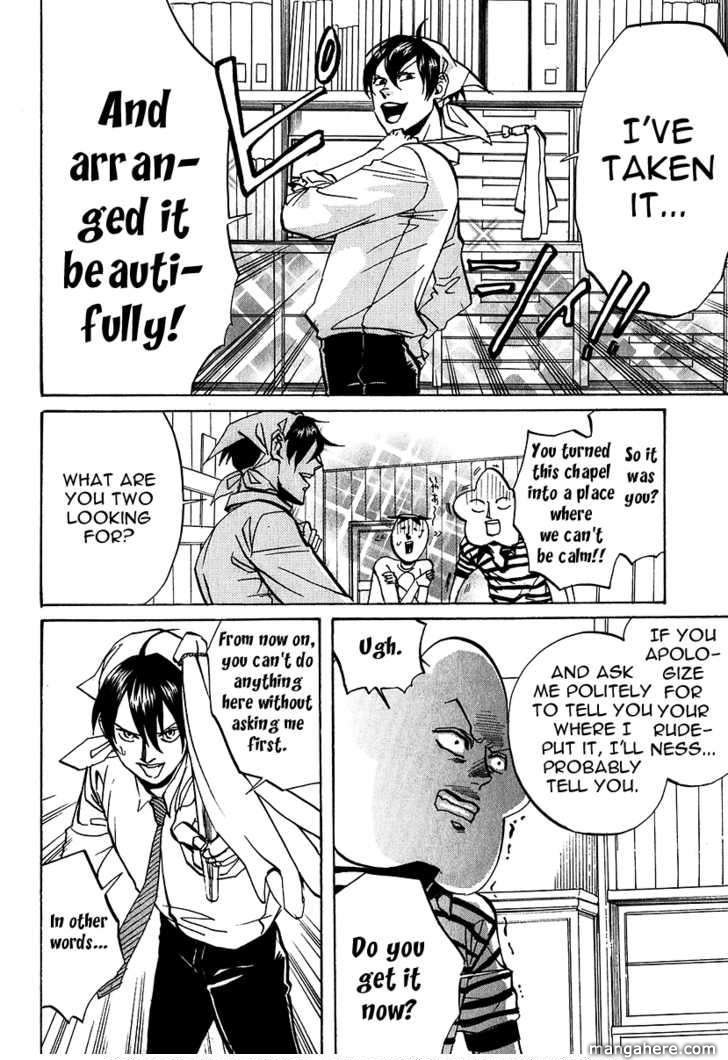 Arakawa Under the Bridge 208 Page 2