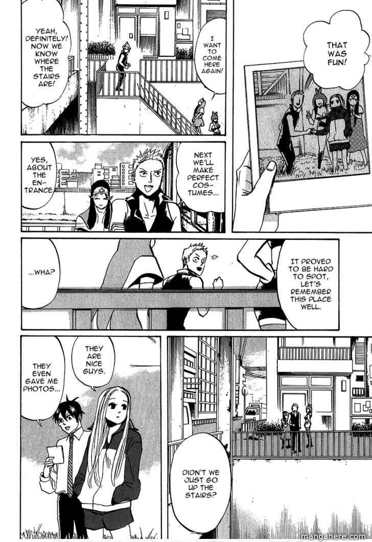 Arakawa Under the Bridge 222 Page 2