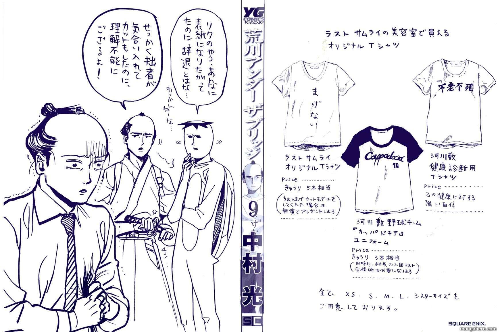 Arakawa Under the Bridge 226 Page 2