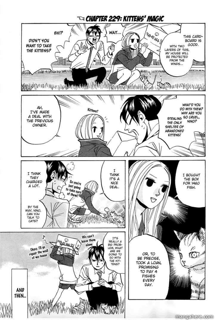 Arakawa Under the Bridge 229 Page 1