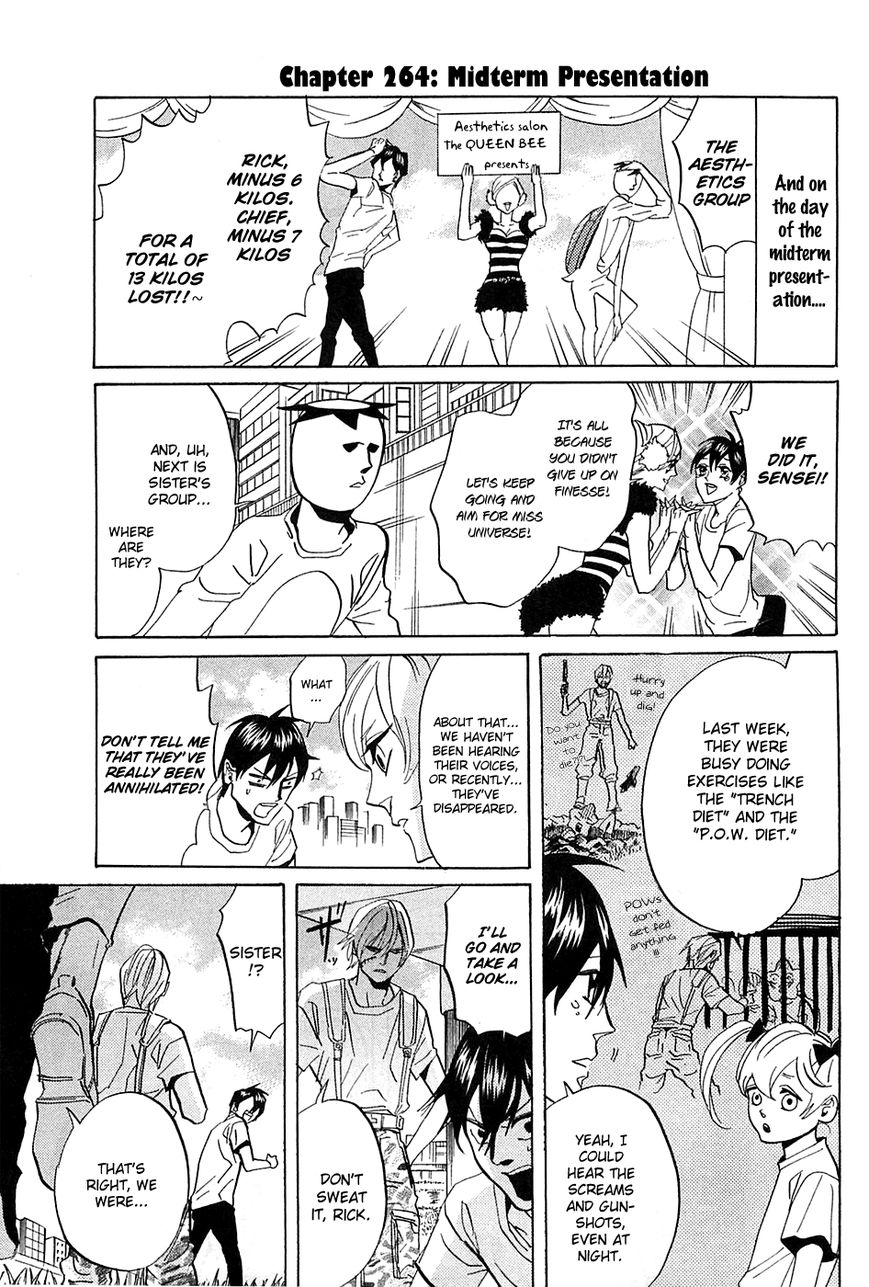 Arakawa Under the Bridge 264 Page 2