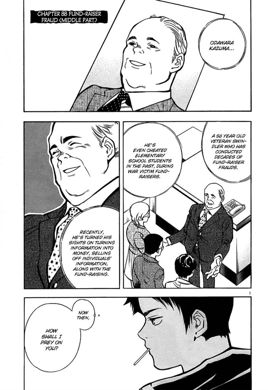Kurosagi 88 Page 1