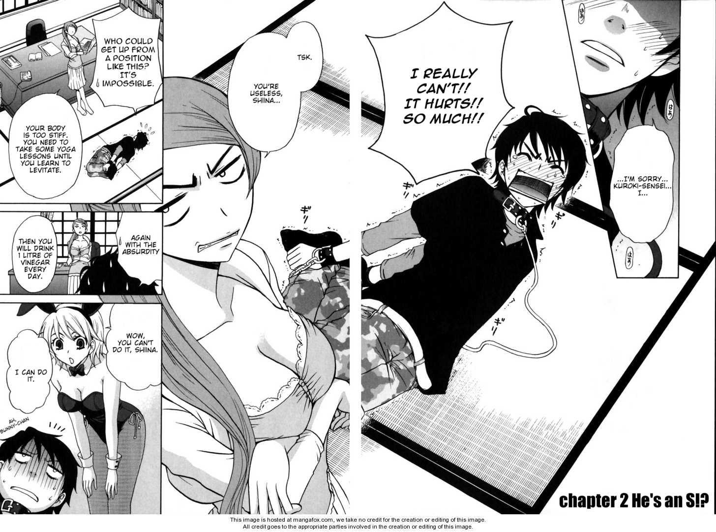 Kanojo wa Kannou Shousetsuka 2 Page 2