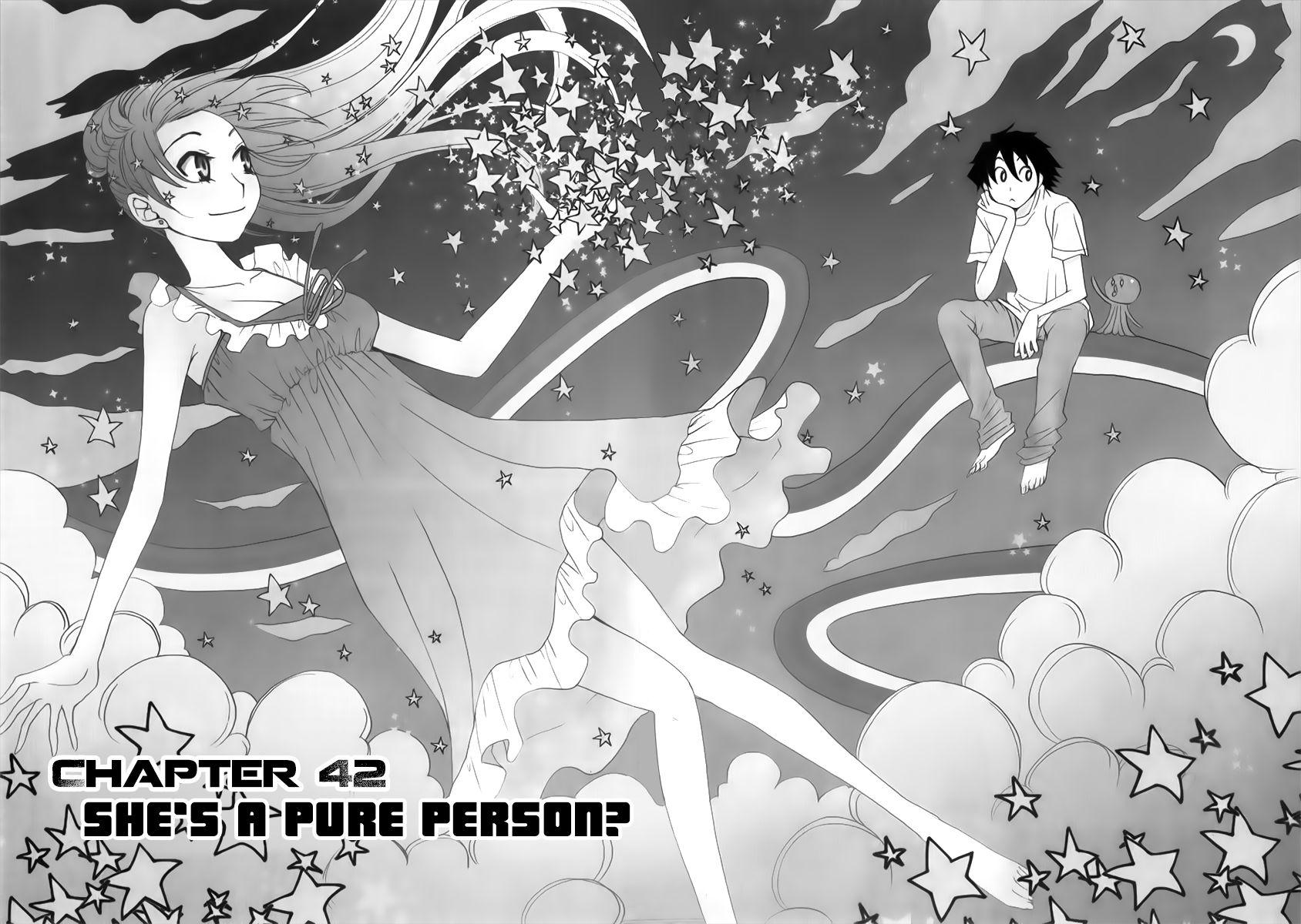 Kanojo wa Kannou Shousetsuka 42 Page 2