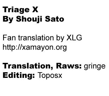 Triage X 19 Page 1