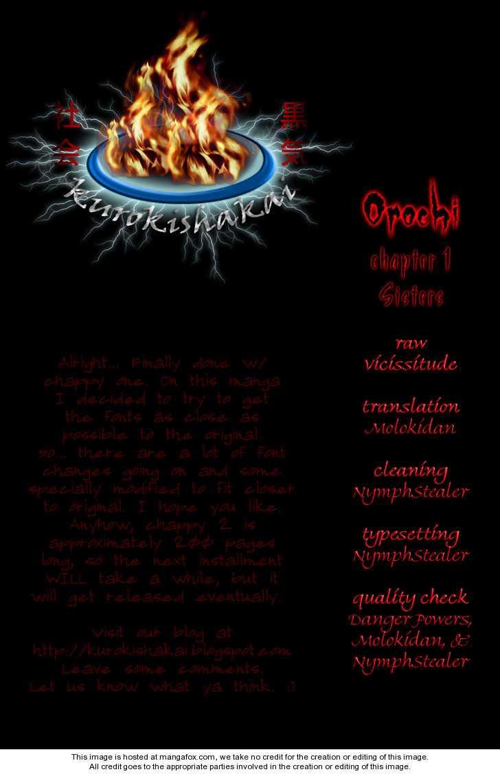 Orochi 1.1 Page 1