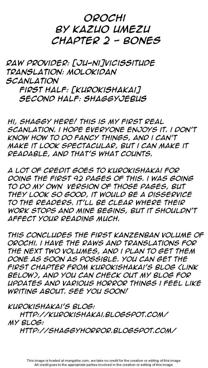 Orochi 2.1 Page 1