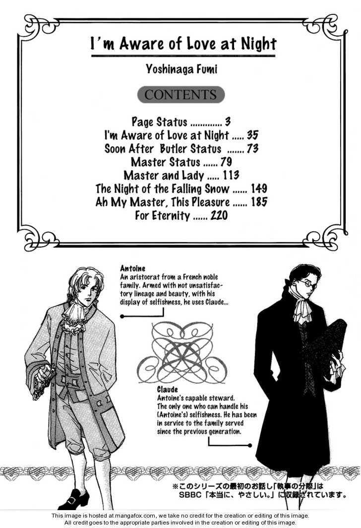 Ai towa Yoru ni Kizuku Mono 1 Page 3