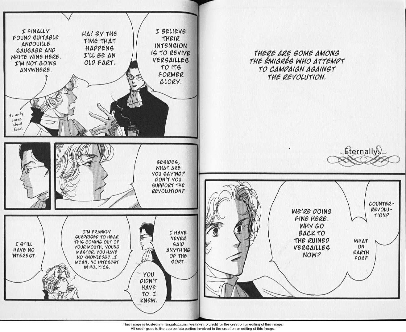 Ai towa Yoru ni Kizuku Mono 8 Page 1