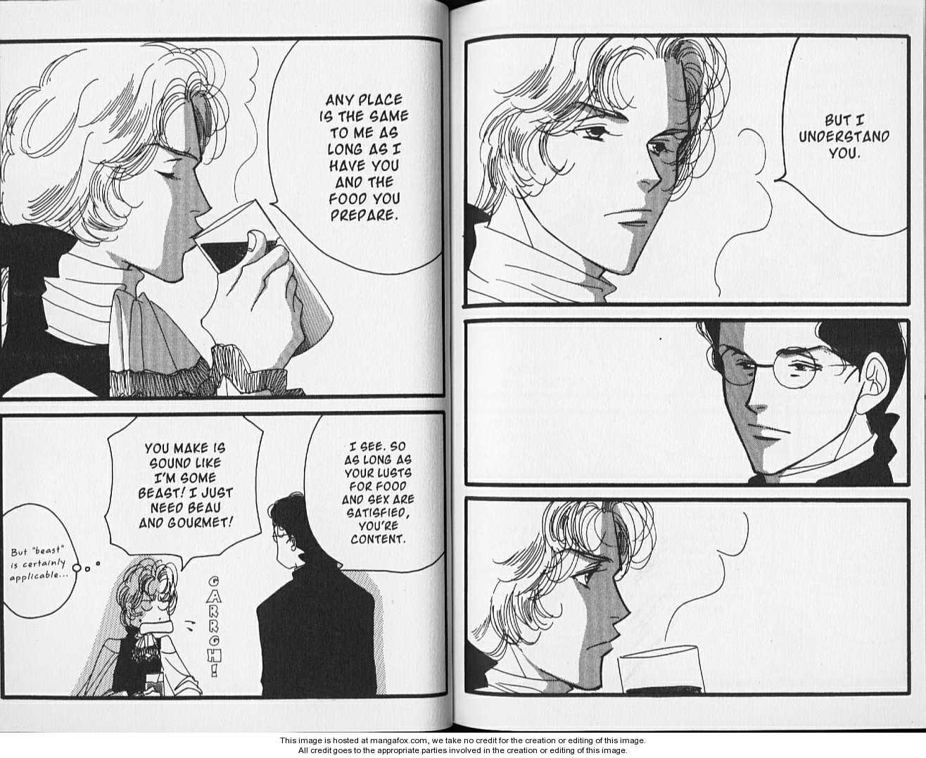 Ai towa Yoru ni Kizuku Mono 8 Page 2