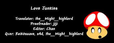 Love Junkies 10 Page 1