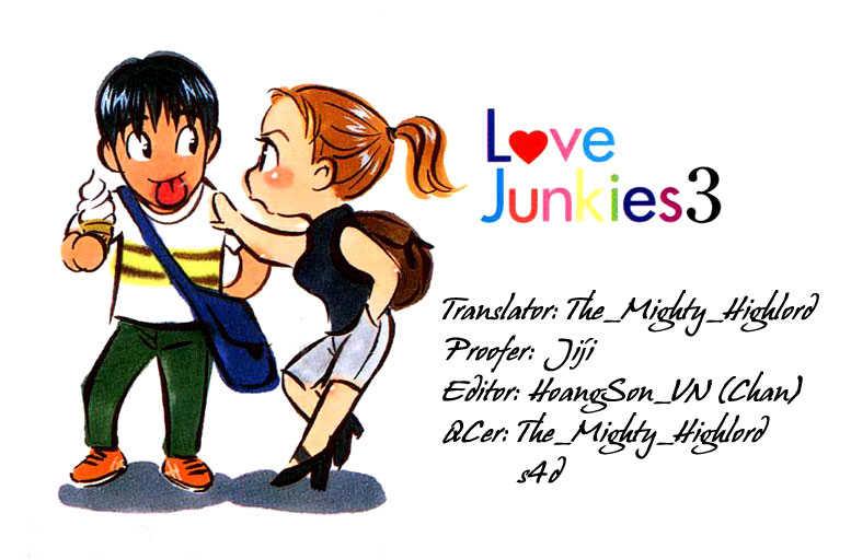 Love Junkies 21 Page 1