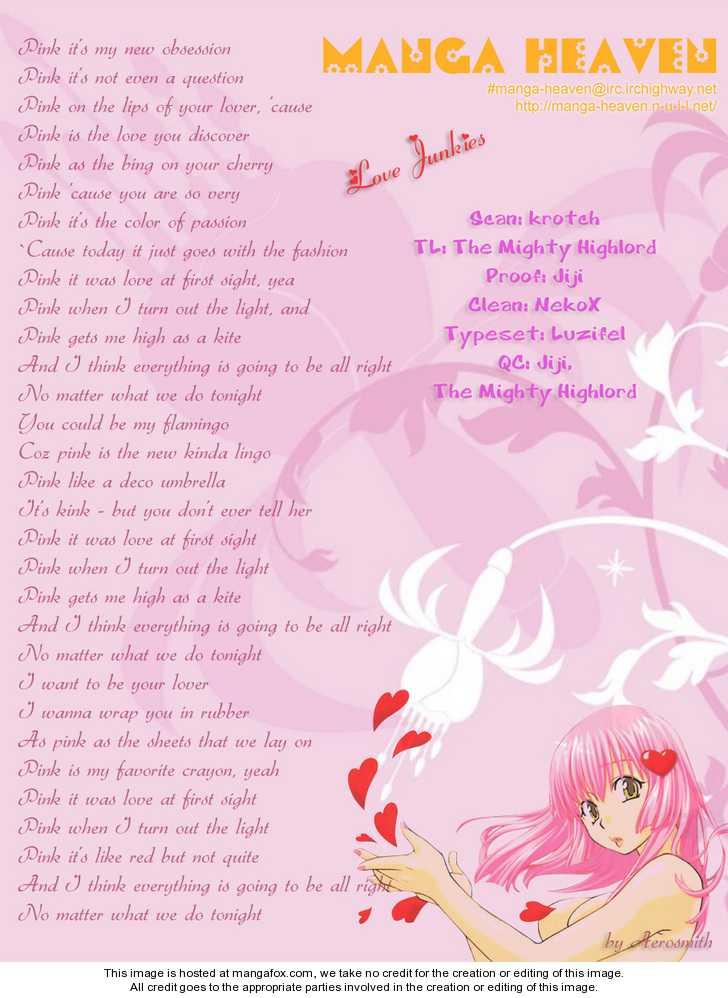 Love Junkies 46 Page 1