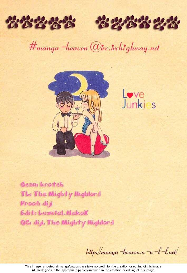 Love Junkies 54 Page 1