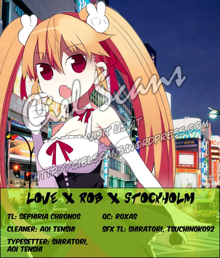 Love x Rob x Stockholm 2 Page 1